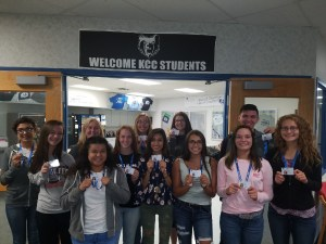 Health Academy getting KCC IDs