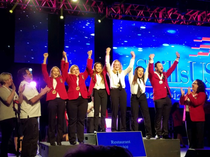 Collaborative For Teaching And Learning Louisville Ky ~ Haley robison won rd place in the nation at skillsusa