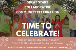 1st annual Early Childhood Celebration @ Dearth Community Center | Coldwater | Michigan | United States