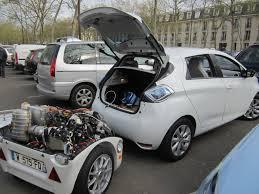 Quelques modèles de voitures à faibles émissions pouvant recevoir un attelage