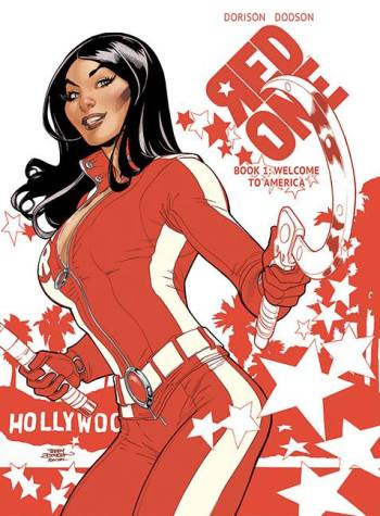 Red Skin - Terry Dodson - travail - Hollywood