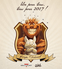 © Jean-Luc Masbou, Jean-Louis Mourier et les Éditions Delcourt