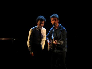 Damien et Renan Luce - Bobines @Ciney (40)