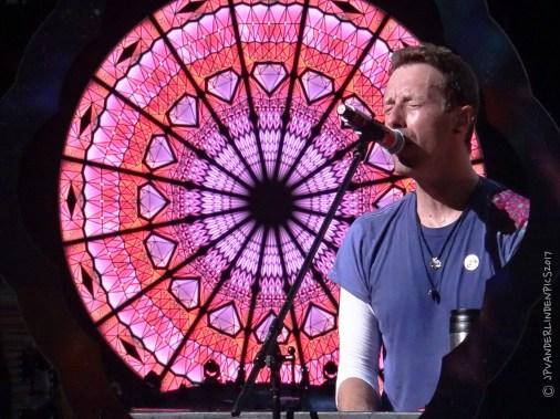 Coldplay © Jean-Pierre Vanderlinden