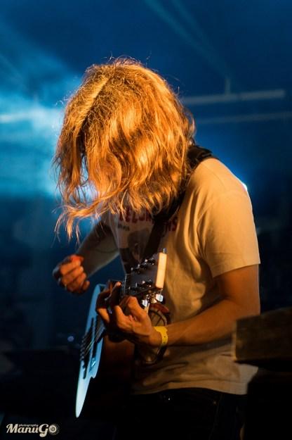 Romain Humeau @ Louvain-La-Plage - 13/07/2017 © ManuGo Photography