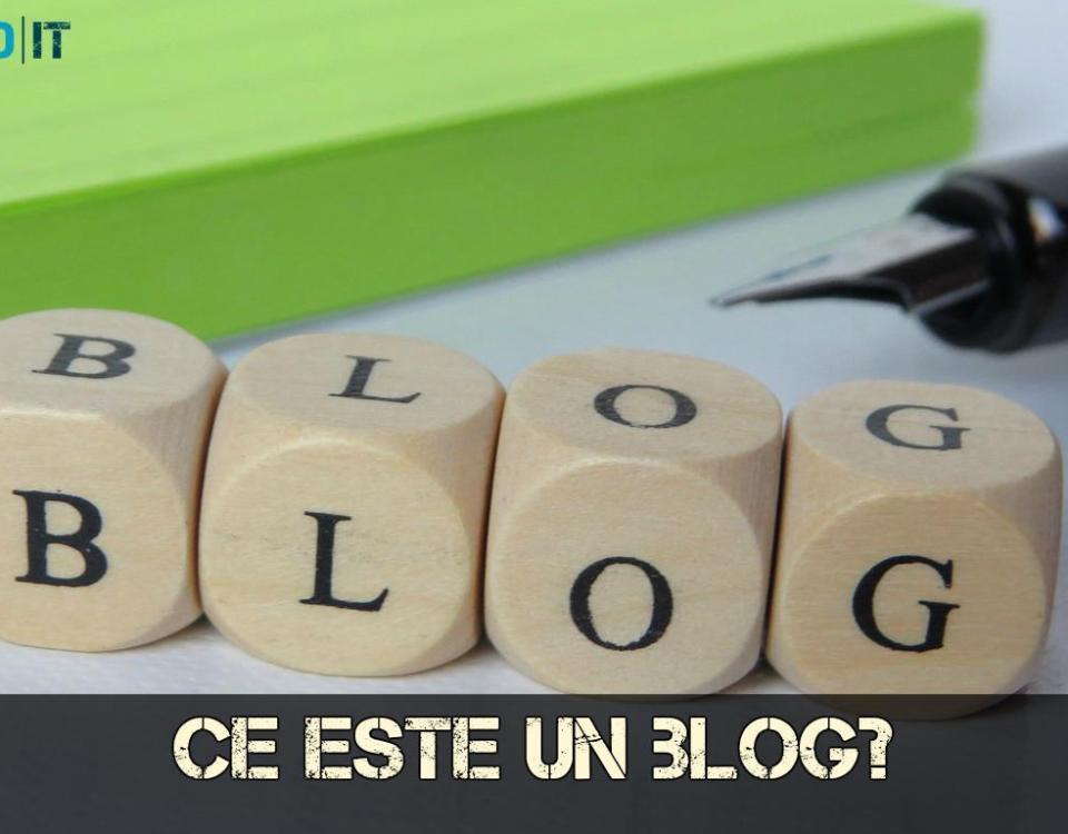 Ce este un blog - Brandit Targu Mures