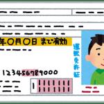 要注意!運転免許を更新したら即タイムズカーシェアに免許証の写真をアップしないと肝心な時に使えなくなりますよ!
