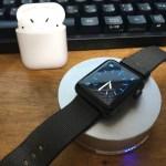 Apple WatchとAirPodsはライフスタイルを変えます!本当に便利で手放せません。
