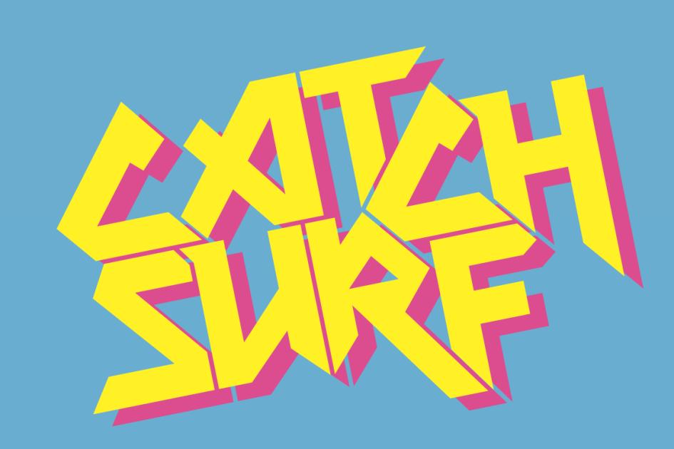 Catch Surf(キャッチサーフ)