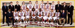 EKU team photo white uniforms