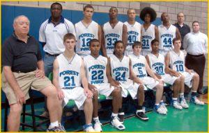 forest park basketball team