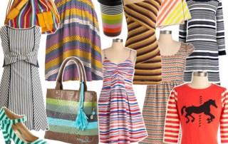 trend Alert: seeing stripes