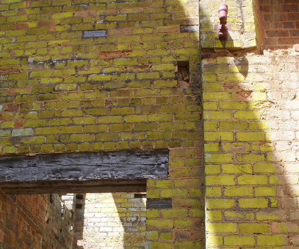 Barnsley Gardens Ruins