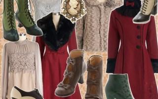 Victorian Fashion Comeback Mirrors The Nick