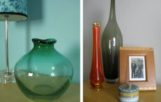 50s Decorative Art Glass