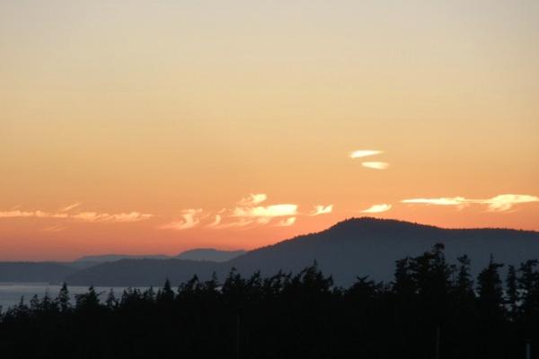 Washington State: Burrows Bay