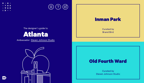 Inman Park is On the Grid