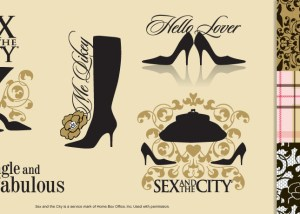 sex and the city style guide