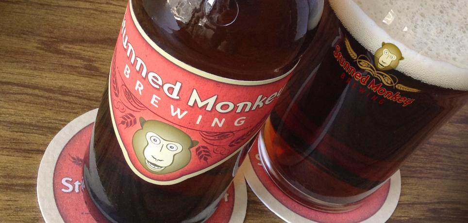 stunned monkey brewing