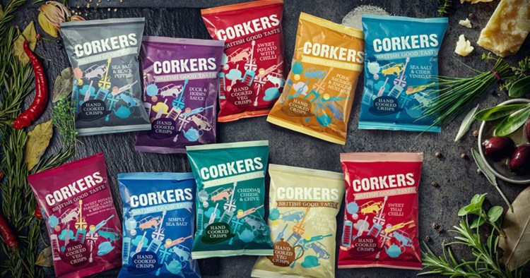 Corkes Crisps Consumer Research
