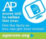 AP Scores Available Online
