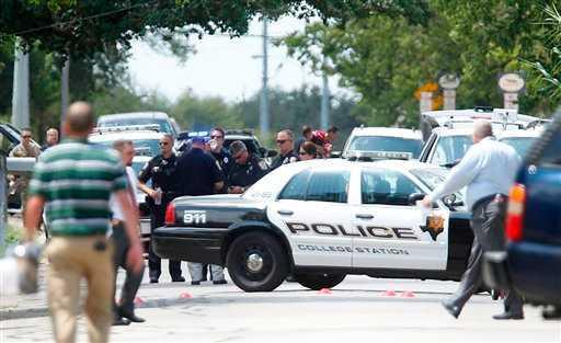 tx police car