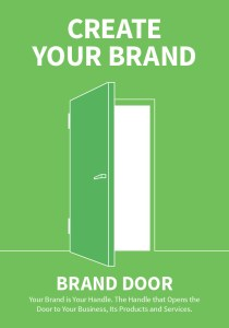 Image of Door Opening - Create Your Brand