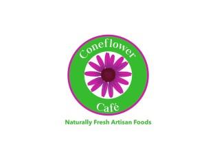 Coneflower Cafe Logo