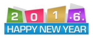 Happy New Year - Branding