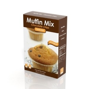 Muffin Mix Literal Product Name