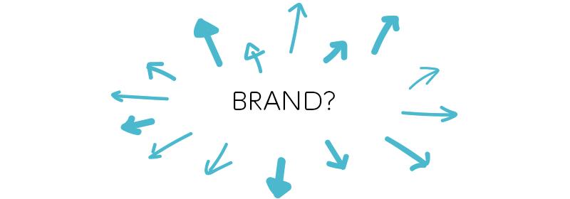 ブランドではない場合のベクトル