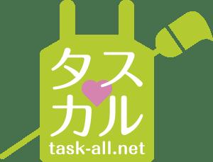 家事代行サービスタスカル ロゴ