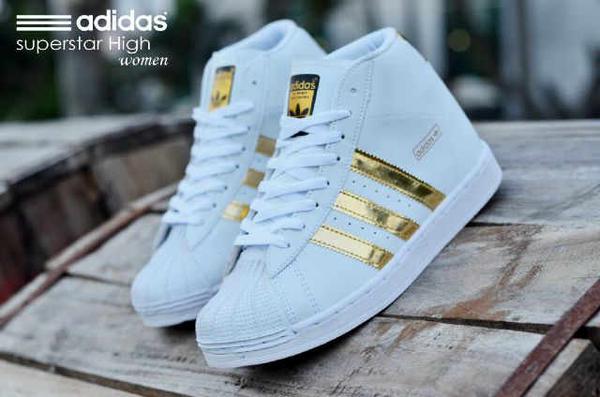 BA0178 Adidas Superstar High Women 1 - Rp. 210000