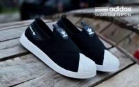 BA0184 Adidas Superstar Slip On Women 5 - Rp. 190000