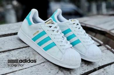 BA0197 Adidas Superstar Low for Women #5 - Rp. 190000