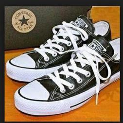 BC0255 Classic Converse All Star Low - Rp. 135000