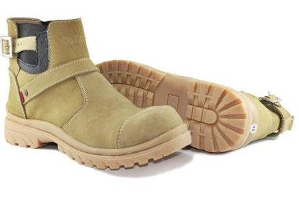 BK0103 Olive Kickers Barbaro Safety Buck - Rp. 260000