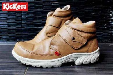 BK0370 Tan Kickers Safety Boot Phantom - Rp. 220000