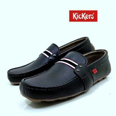 BK0411 Black Kickers WB - Rp. 160000