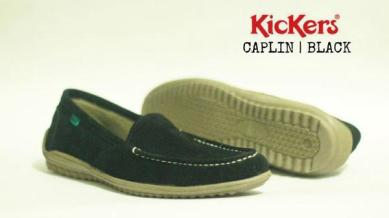BK0423 Black Kickers Slip On Chaplin - Rp. 170000