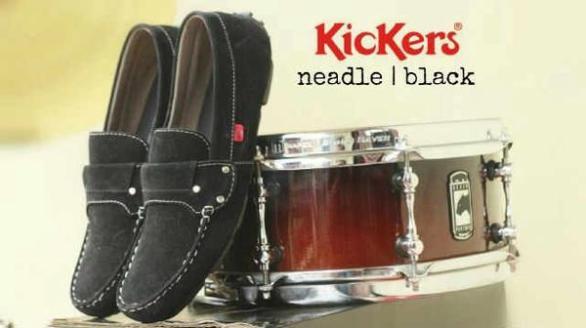 BK0430 Black Kickers Neadle - Rp. 170000