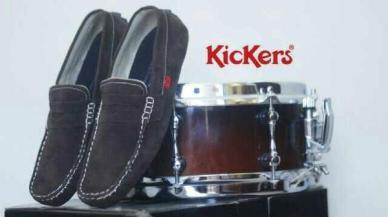 BK0433 Deep Brown Kickers Naco - Rp. 170000
