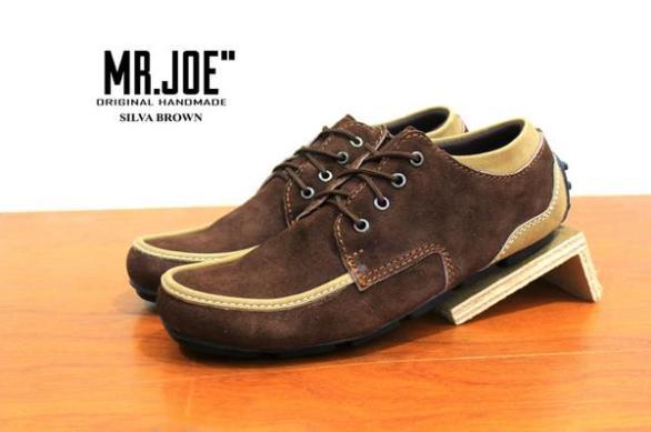 BM0158 Brown Mr Joe Silva - Rp. 170000