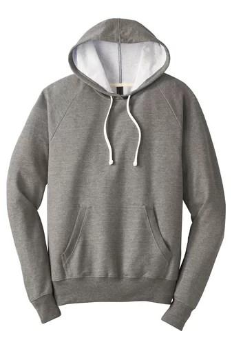 Pullover Hooded Sweatshirt, Custom Hooded Sweatshirt