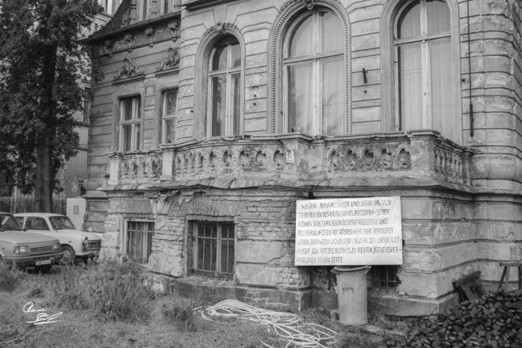 Potsdam- Protest am Gericht