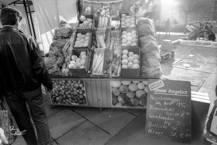 Frankfurt/Oder - Gemüsepreise