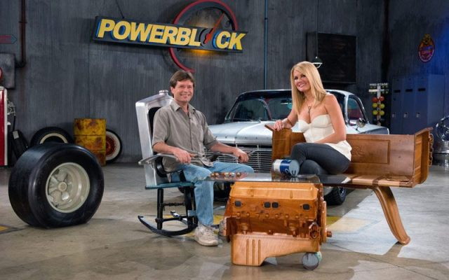 Powerblock TV Appearance