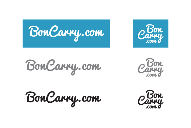 BonCarry_logo_versiones