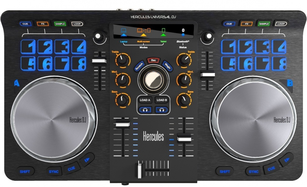 best cheap dj controller 2017 brandfluencers. Black Bedroom Furniture Sets. Home Design Ideas