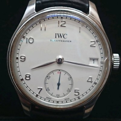 IWC IW510203 PORTUGIESER FAMILY系列